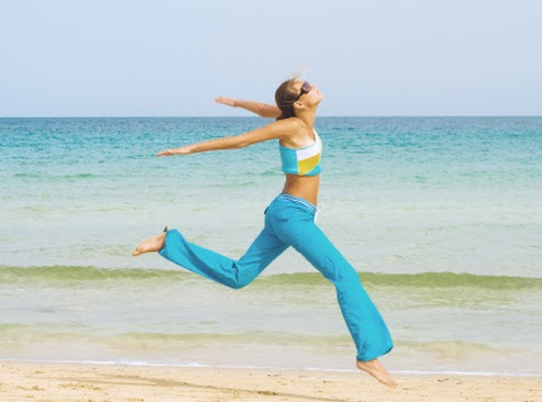 Create a positive upward spiral of mood and health with yoga!